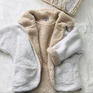 Urban Outfitters Reversible Fleece Jacket